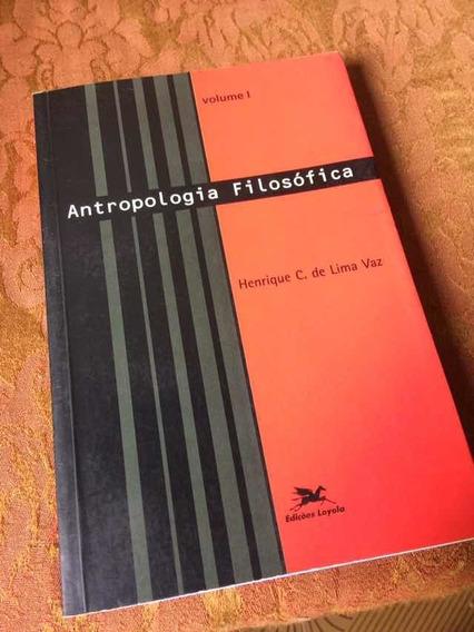 Livro: Antropologia Filosófica