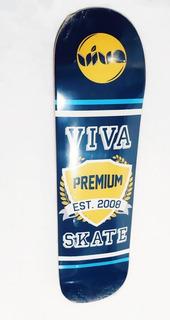 Tabla Viva Skateboard Skate Profesional 8.2 Lija Gratis