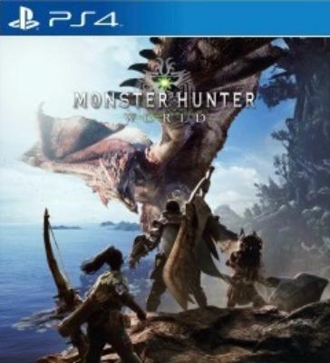 Monster Hunter: World - Ps4 Midia Digital