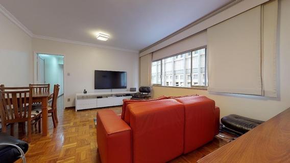 Apartamento Residencial À Venda, Jardim Paulista, São Paulo - . - Ap0305