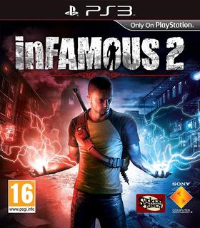 Infamous 2 Ps3 Digital || Oferta