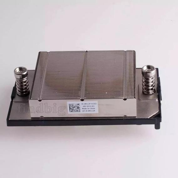 Dissipador Heatsink Dell Poweredge R320 R620 Dp/n: 0m112p