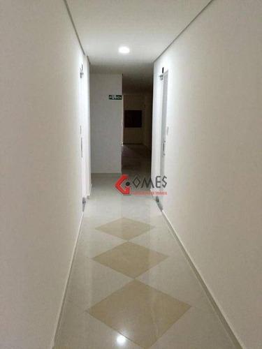 Imagem 1 de 13 de Sala À Venda, 32 M² Por R$ 290.000,00 - Rudge Ramos - São Bernardo Do Campo/sp - Sa0412