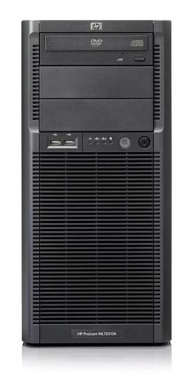 Hp Proliant Ml150 G6, Xeon X5405, 8gb - 3x 146gb