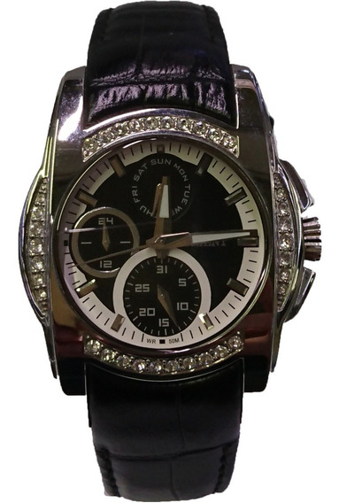 Relógio Orient - Fbscm001p - Analog - Leather Strap