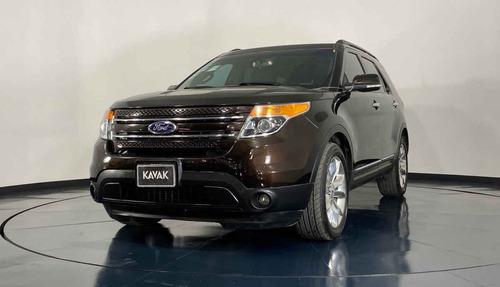 Imagen 1 de 15 de 118100 - Ford Explorer 2014 Con Garantía
