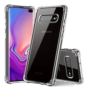 Capa Anti Impacto Samsung S10 S9 S8 A10 A20/a30 Transparente