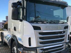 Scania Scania 124 380 6x2