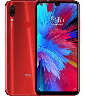 Xiaomi Redmi Note 7 Dual Sim 64 Gb Bright Black 4 Gb Ram