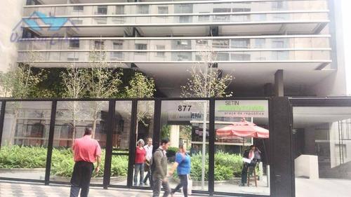 Imagem 1 de 20 de Apartamento À Venda, 38 M² Por R$ 479.000,00 - República - São Paulo/sp - Ap0788
