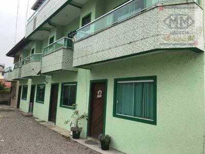 Apartamento Duplex Com Móveis Planejados Para Locação, Ingleses Do Rio Vermelho, Florianópolis. - Ap3457