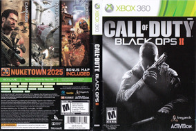 Call Of Duty Black Ops 2 Xbox 360 / One Mídia Digital