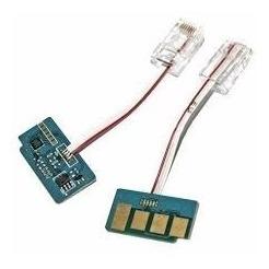 10 Unidades Chip Para Toner Samsung Scx-6555 Resetado