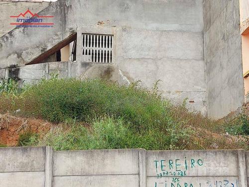 Imagem 1 de 3 de Terreno À Venda, 330 M² Por R$ 340.000,00 - Jardim Do Alvinópolis - Atibaia/sp - Te1822
