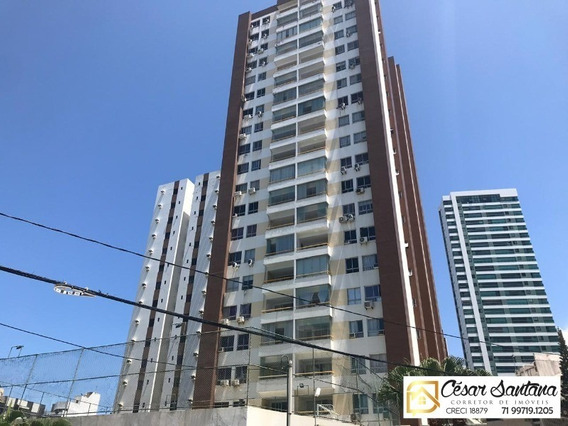 Apartamento 3/4 Em Condomínio Fechado - Ap00834 - 34443668