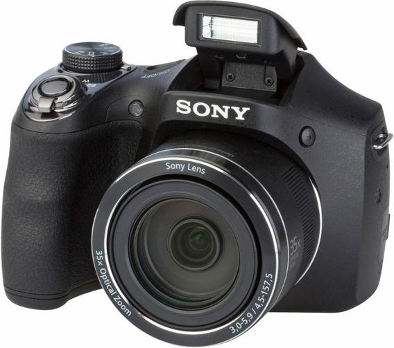 Câmera H300 Com Super Zoom Óptico 35x