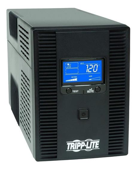No Break Tripplite Smart1500lcdt 900w 1500va 10 Contactos