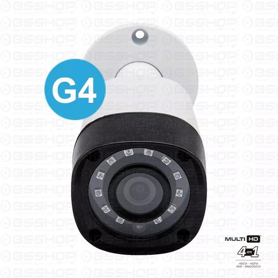 Camera Intelbras Infra 20m Multi Hd 720p Vhd 1120b G4 2,6mm
