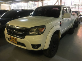 Ford Ranger Doble Cabina 4x4 Diesel Con Airbag Y Abs