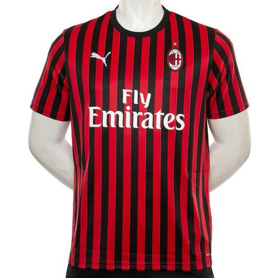 Camiseta Ac Milan 1899 Puma Team Sport Tienda Oficial