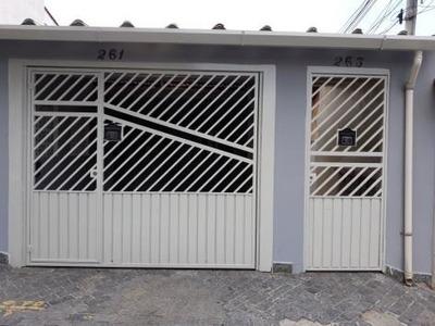 Casa Terrea Dois Dormitorios - Vila Nivi - Loc1111