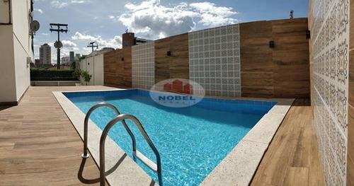 Imagem 1 de 30 de Apartamento  Com 3 Dormitório(s) Localizado(a) No Bairro Ponto Central Em Feira De Santana / Feira De Santana  - 6285