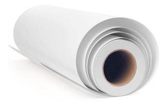 Rolo De Papel Para Plotter 61cm X 50m 75grs