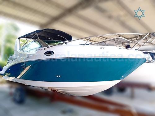 Lancha Focker 265 Barco Iate N Ferretti Azimut Cimtiarra