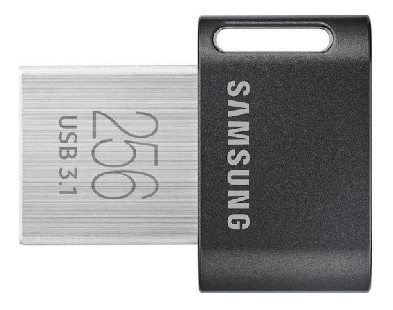 Pendrive Samsung FIT Plus 256GB titan grey