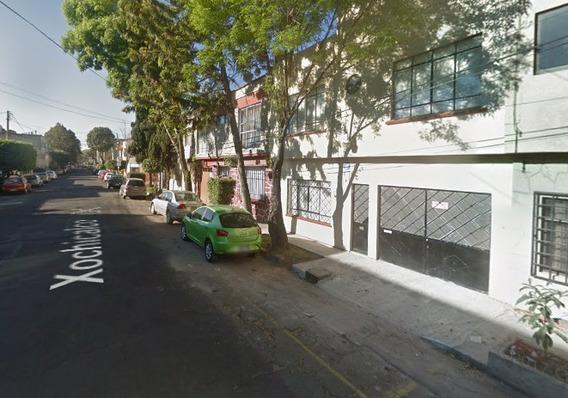 Remate Bancario Casa En Xochicalco Benito Juarez Vertiz