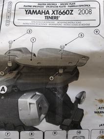Suporte Bau Tenere 660 Givi Monokey System Novo