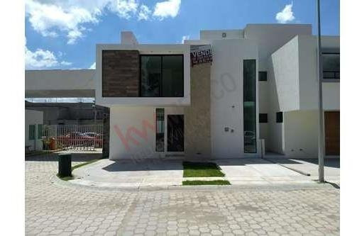 Casa En Venta Cerca De Periferico, Cholula Puebla