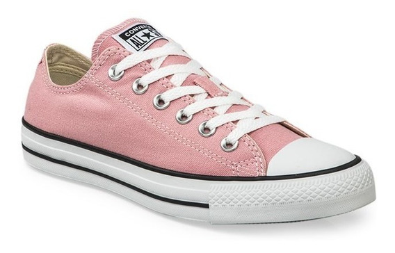 Zapatillas Converse All Star Rosa Blanco! 100% Original!