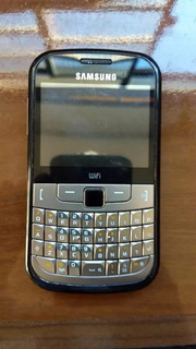 Celular Samsung Chat 335 Gt-s3350 - 2mp, Wi-fi, Mp3 Player