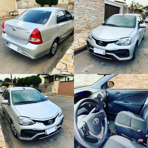 Toyota Etios 1.5 16v Xs 4p 2018