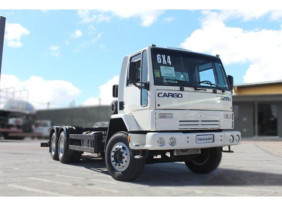 Cargo 2628 2008 6x4 No Cavalo Traçado = Trucado Truck