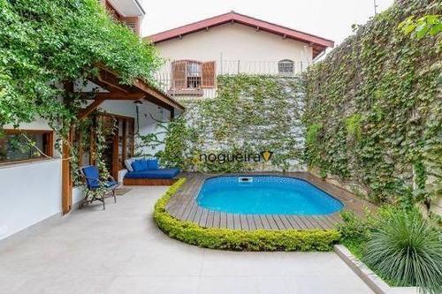 Casa À Venda, 175 M² Por R$ 2.090.000,00 - Brooklin Paulista - São Paulo/sp - Ca3846