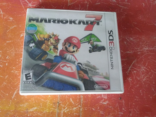 Mario Kart 7 N3ds