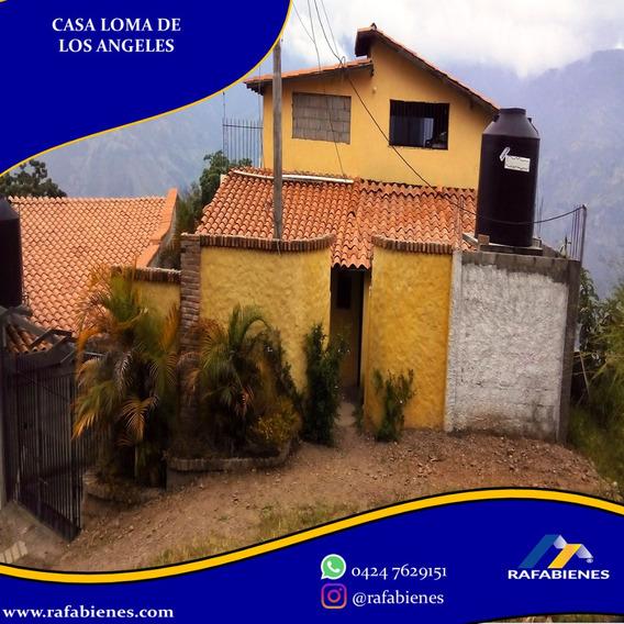 Casa Loma De Los Angeles 450 Mtrs Merida, Venezuela.