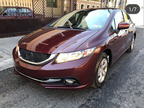 Honda Civic Inicial 190,000 Full