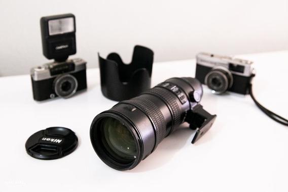 Lente 70 200 2.8 Vr1 Nikon