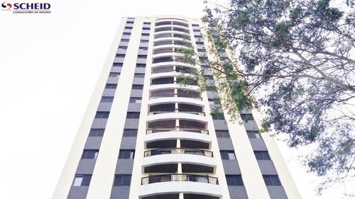 Imagem 1 de 15 de Apartamento 3 Dormitórios À Venda Na Vila Alexandria Em São Paulo ! - Mc6083