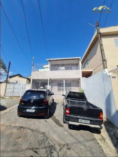 Imagem 1 de 30 de Sobrado Com 2 Dormitórios À Venda, 130 M²  - Jardim Francisco Mendes - São Paulo/sp - So0061