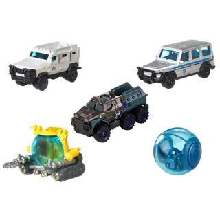 Matchbox Jurassic World - 5 Pack