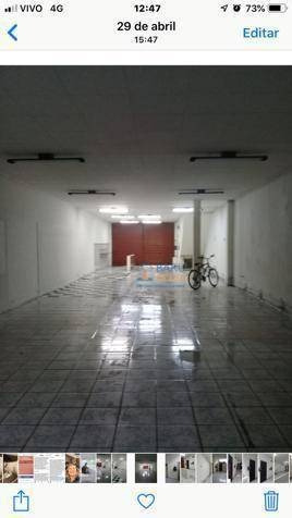 Loja Para Alugar, 180 M² Por R$ 7.000,00 - Santa Cecília - São Paulo/sp - Lo2576