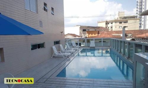 Imagem 1 de 30 de Excelente Apartamento Com 02 Dormitórios Para Venda Com 79 M² No Bairro Vila Tupi Em Praia Grande/sp. - Ap5184