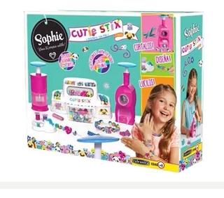 Maquina De Pulseras Sophie Cutie Stickers Santa Claus