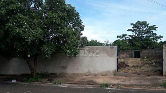 Terreno, Colina Verde, Jaboticabal - R$ 840.000,00, 0m² - Codigo: 1722301 - V1722301