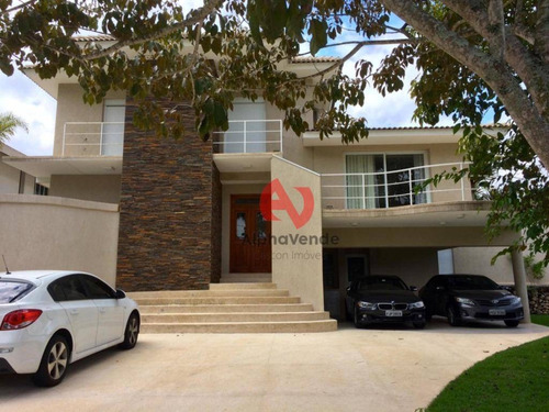Imagem 1 de 14 de Casa Com 3 Dormitórios À Venda, 420 M²- Residencial Dois (tamboré) - Santana De Parnaíba/sp - Ca6243