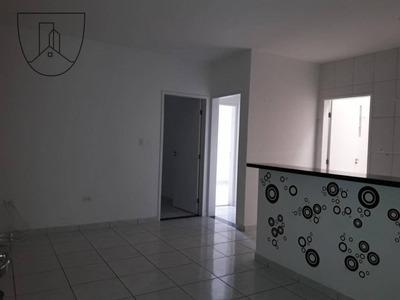 Apartamento Com 2 Dormitórios Para Alugar, 60 M² Por R$ 1.000/mês - Vila Santa Libânia - Bragança Paulista/sp - Ap0214